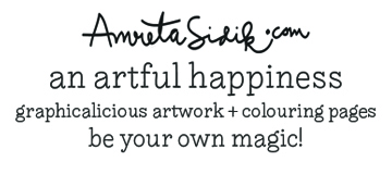 The Artful Blog of Amreta Sidik - An Artful Happiness